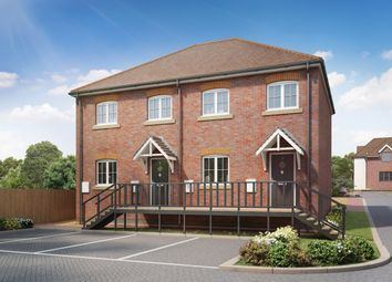 Thumbnail 2 bedroom semi-detached house for sale in 41 High Street, Henlow