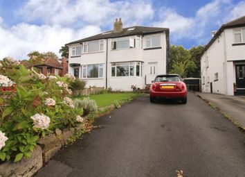 Thumbnail 4 bed semi-detached house for sale in Hillcrest Rise, Cookridge