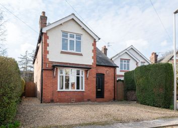 Thumbnail 4 bed detached house for sale in Beach Grove, Northwich