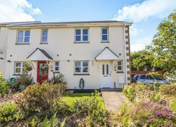 Thumbnail 3 bed end terrace house for sale in St. James View, Fraddon, St. Columb