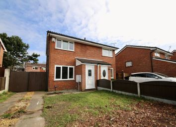 Thumbnail 2 bed semi-detached house to rent in St. Davids Drive, Callands, Warrington