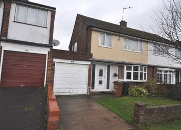 Thumbnail 3 bed semi-detached house to rent in Cotswold Avenue, Duston