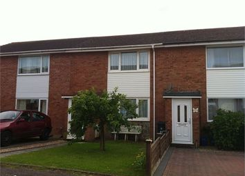 Thumbnail 2 bed terraced house to rent in Yew Tree Close, Exmouth