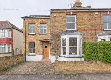 Thumbnail 4 bed semi-detached house to rent in Heathfield North, Twickenham