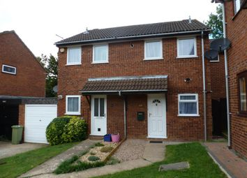 Thumbnail 3 bedroom semi-detached house to rent in Stockdale, Heelands, Milton Keynes