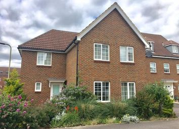Thumbnail 4 bed detached house to rent in Winnersh, Winnersh