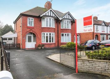 Thumbnail 3 bed semi-detached house for sale in Station Road, Winsford, Cheshire, England