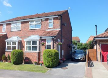 Thumbnail 3 bed semi-detached house to rent in 2 Avocet Crescent, Crossgates, Scarborough