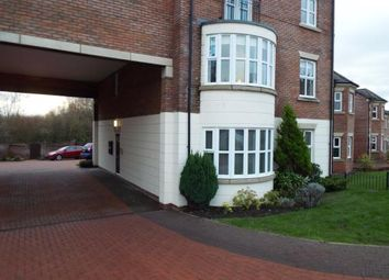 Thumbnail 2 bed flat for sale in Dorchester Avenue, Walton-Le-Dale, Preston, Lancashire