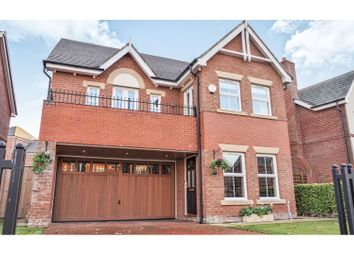 Thumbnail 5 bed detached house for sale in Carrwood Way, Preston