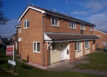 Thumbnail 2 bed flat to rent in Evergreen Close, Coseley, Bilston