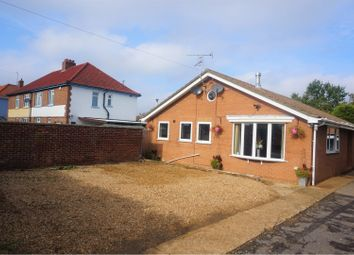 Thumbnail 3 bed detached bungalow for sale in Blackmill Road, Chatteris