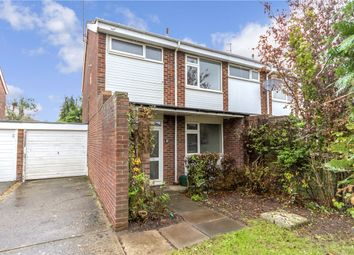Thumbnail 2 bed end terrace house for sale in Exeter Close, Trumpington, Cambridge