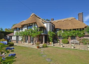 Common Hill, West Chiltington, West Sussex RH20. 5 bed detached house