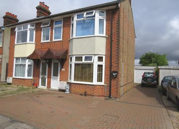 Thumbnail 3 bedroom semi-detached house for sale in Britannia Road, Ipswich