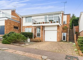 Thumbnail 3 bed detached house for sale in Ashleigh Road, Exmouth