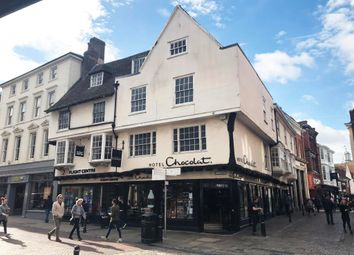 Thumbnail Retail premises for sale in 8-9 The Parade, Canterbury, Kent