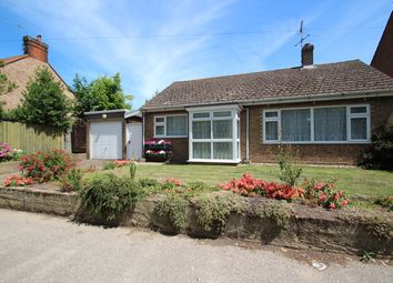Thumbnail 3 bed detached bungalow for sale in Clapgate Lane, Ipswich