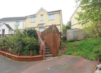 Thumbnail 4 bed detached house for sale in Grampian Close, Paignton
