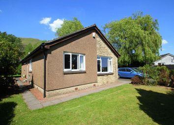 Thumbnail 4 bed detached bungalow for sale in Coblecrook Lane, Alva