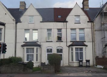 Thumbnail 16 bed terraced house for sale in Richmond Road, Cardiff