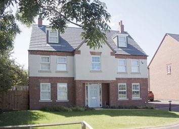"""Thumbnail 5 bedroom detached house for sale in """"Lichfield"""" at Tamora Close, Heathcote, Warwick"""