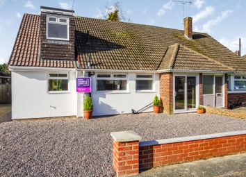Thumbnail 3 bed semi-detached house for sale in Consort Close, Eastleigh