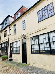 Thumbnail 2 bed mews house for sale in Wilbury Grove, Hove