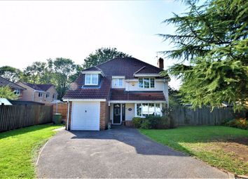 Thumbnail 4 bed detached house for sale in Fern Walk, Langdon Hills, Essex