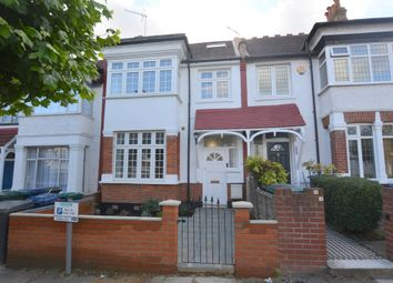 Thumbnail 4 bed flat for sale in Audley Road, London