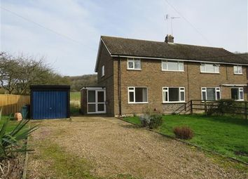 Thumbnail 3 bedroom semi-detached house to rent in Stocks Road, Aldbury, Tring
