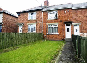 Thumbnail 2 bed terraced house for sale in Hazel Terrace, Crook