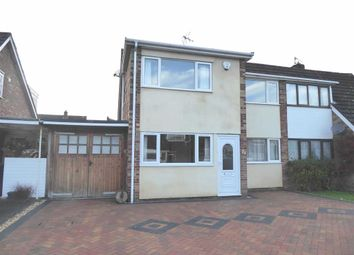 Thumbnail 4 bed semi-detached house for sale in Shakespeare Road, Dursley