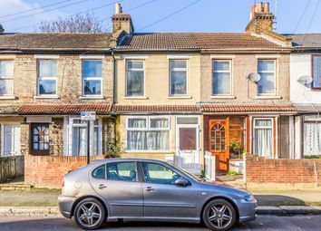 Thumbnail 2 bed terraced house for sale in Vansittart Road, London