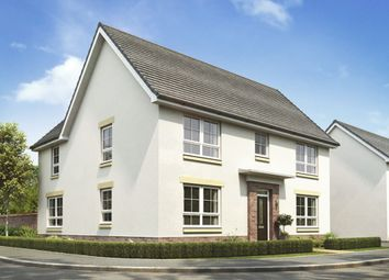 "Thumbnail 4 bedroom detached house for sale in ""Brechin"" at Frogston Road East, Edinburgh"