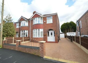 Thumbnail 3 bedroom semi-detached house for sale in Ludlow Road, Offerton, Cheshire