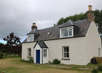 Thumbnail 4 bed detached house to rent in Cawdor, Nairn