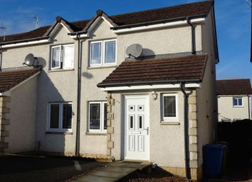 Thumbnail 2 bed semi-detached house for sale in Smithfield Meadows, Alloa
