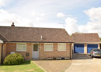 Thumbnail 2 bed semi-detached bungalow for sale in Fryth Close, Haverhill