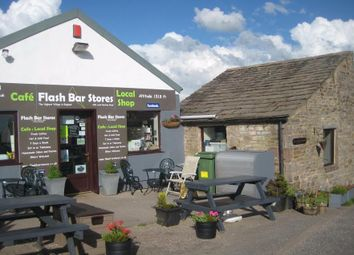 Thumbnail Commercial property for sale in Quarnford, Buxton