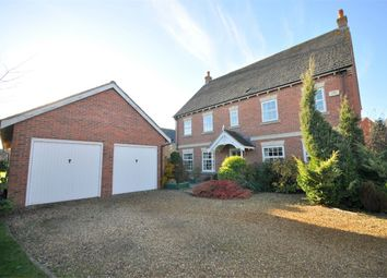 Thumbnail 4 bed detached house for sale in Loddington Way, Mawsley Village, Kettering, Northants