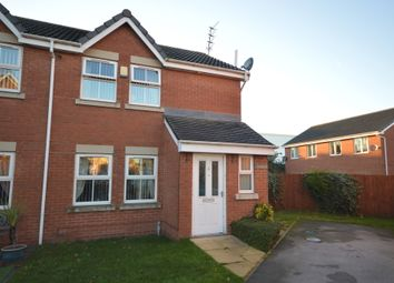 Thumbnail 3 bedroom semi-detached house to rent in Stonefont Close, Walton, Liverpool