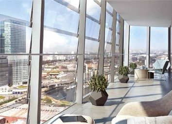 Thumbnail 2 bed flat for sale in Dollar Bay, London E14,