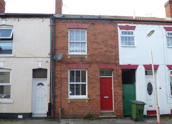 Thumbnail 2 bed terraced house for sale in Newton Street, Mansfield