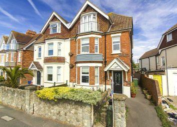Thumbnail 1 bed flat for sale in Wear Bay Road, Folkestone