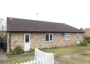 Thumbnail 2 bedroom bungalow for sale in The Orchard, Ashley, Newmarket