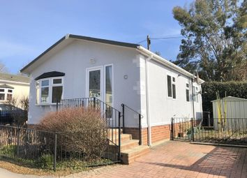 Thumbnail 2 bed mobile/park home for sale in Caravan Site, Belindas Park, Milkwall, Coleford