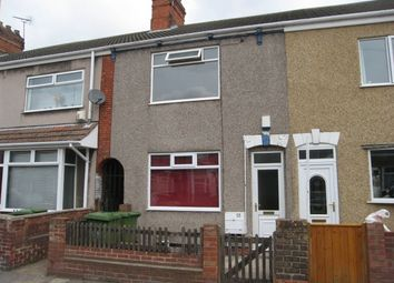 Thumbnail 3 bedroom terraced house to rent in Taylor Street, Cleethorpes