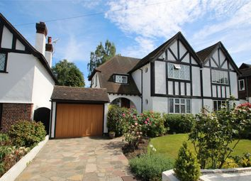 Thumbnail 3 bed semi-detached house for sale in Great Thrift, Petts Wood, Orpington, Kent