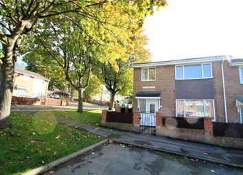 Thumbnail 3 bed end terrace house to rent in Grove Avenue, Pontefract, West Yorkshire